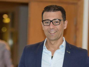 الكاتب الصحفي جمال عبد الناصر