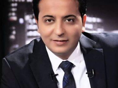 الإعلامى أحمد رجب