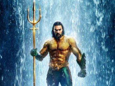 بوستر فيلم Aquaman النهائى