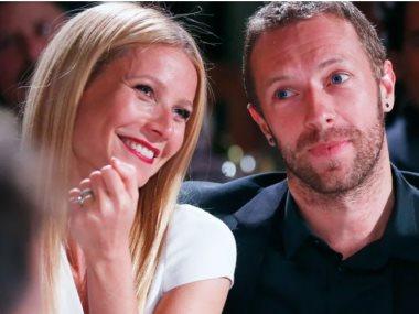 جوينيث بالترو وزوجها