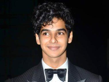 """الفنان الهندى الشاب """" إيشان خاطر """""""