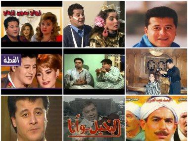 الممثل الراحل وائل نور مع أشهر أعماله الفنية