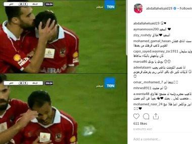 عبد الله السعيد و وليد سليمان