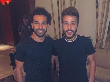 أحمد كامل ومحمد صلاح