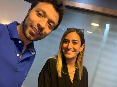 أمينة خليل وأحمد خالد موسى