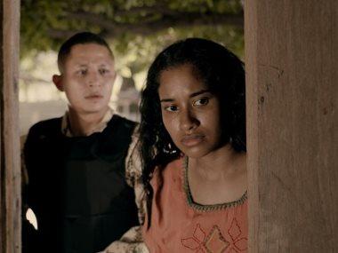 """من الفيلم الكولومبى """"الحدود"""""""