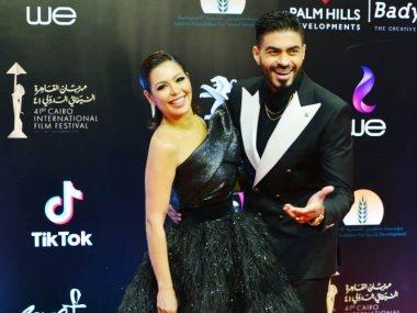 خالد سليم ولقاء الخميسى