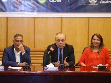 د. أشرف زكى - رئيس أكاديمية الفنون ومؤسس المهرجان
