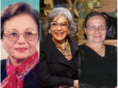 رحمة منتصر وناهد فريد شوقى وليلى السايس