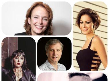 لجنة تحكيم الأفلام الطويلة بمهرجان أسوان الدولى لأفلام المرأة
