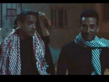 عمرو سعد و أمير كرارة فى مسلسل الاختيار