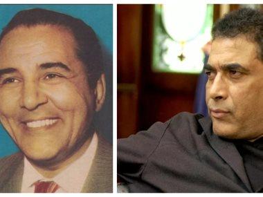 أحمد زكى و حسين صدقى