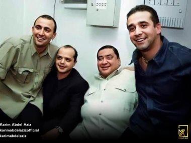 علاء ولى الدين وهنيدى والسقا وكريم عبد العزيز  