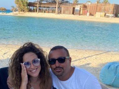 أحمد السقا و شيرى عادل