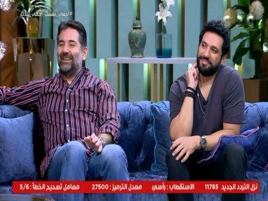عثمان أبو لبن وحسن الرداد