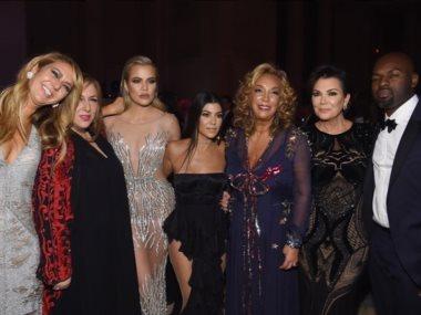برنامج Keeping Up with the Kardashians