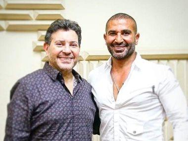أحمد سعد و هانى شاكر