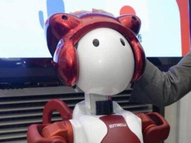 روبوت للاولمبياد