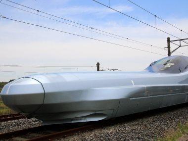 أسرع قطار فى العالم