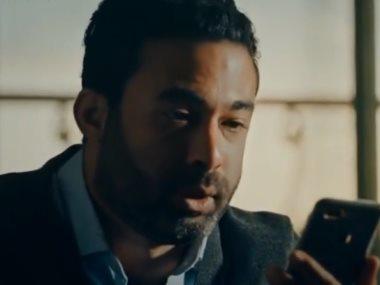 هيثم أحمد زكى فى مسلسل علامة استفهام
