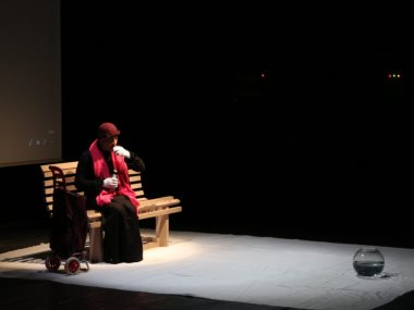 مهرجان الاسكندرية للمسرح العربى