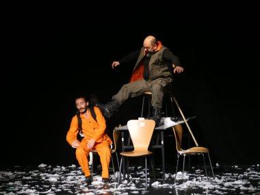 المسرحية اللبنانية الديكتاتور