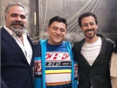 محمد شاهين وأحمد داود