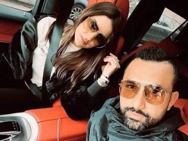 درة و هانى سعد