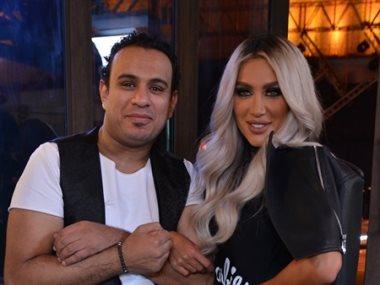محمود الليثى و مايا دياب