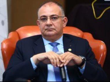 المهندس حسام صالح المدير التنفيذى لمجموعة المتحدة للخدمات الإعلامية