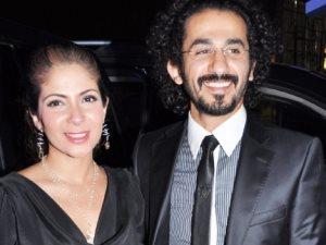 احمد حلمي و مني زكى
