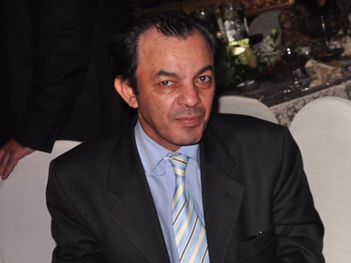 الفنان علاء مرسى