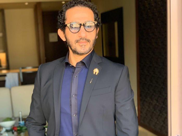 احمد حلمى