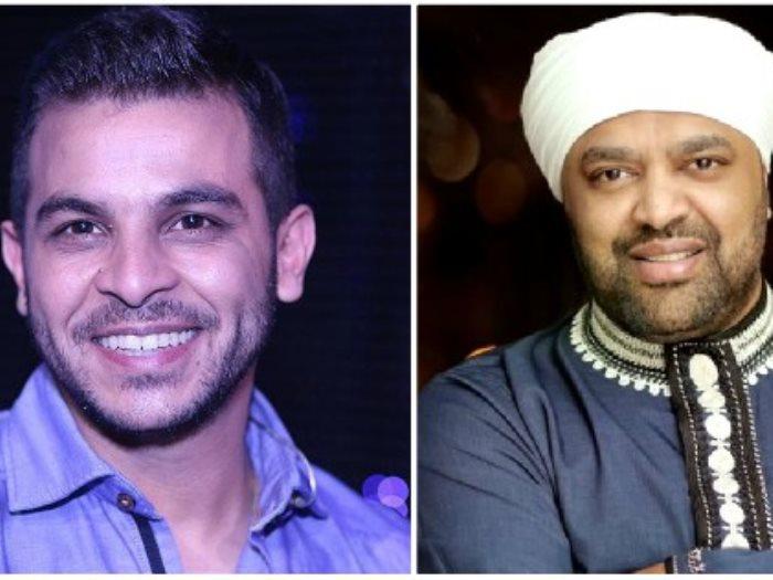 محمد رشاد وحجازى متقال
