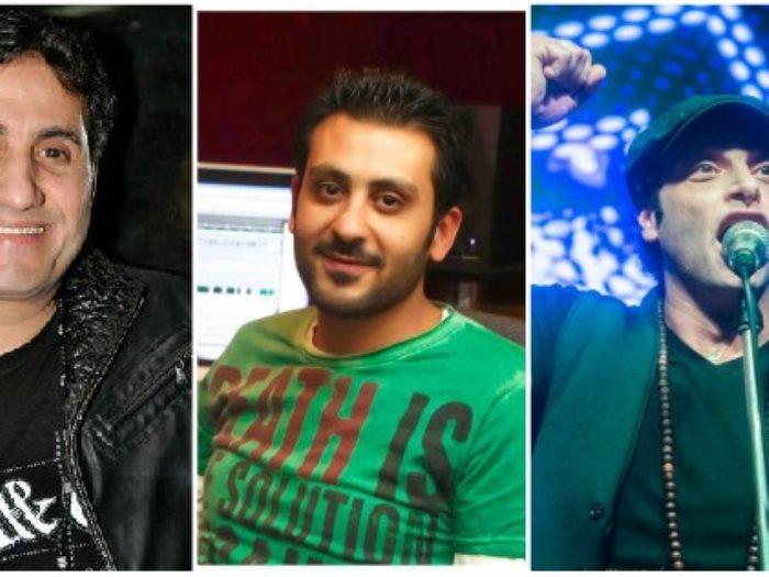 أمير ناثان وائل الفشنى وأحمد شيبة