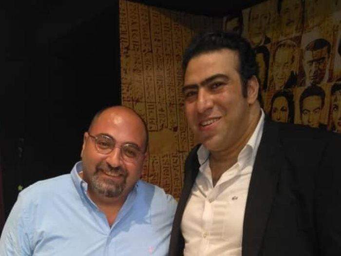 خالد إبراهيم و أحمد الجندى