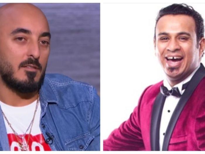 محمود الليثى و حسام الحسينى