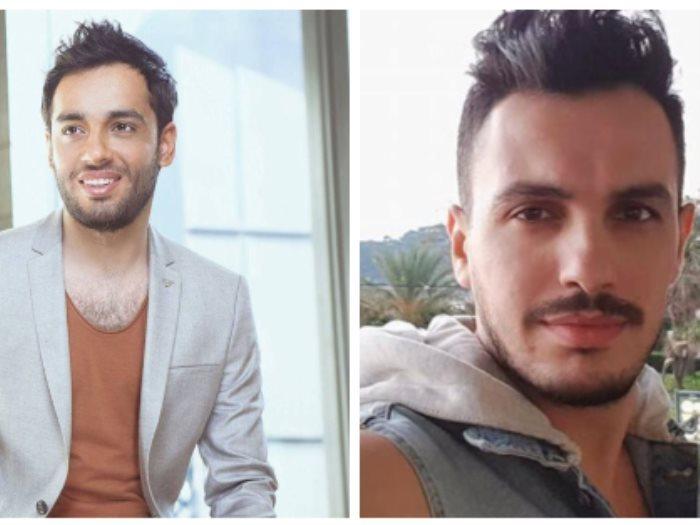 أحمد إبراهيم ورامى جمال