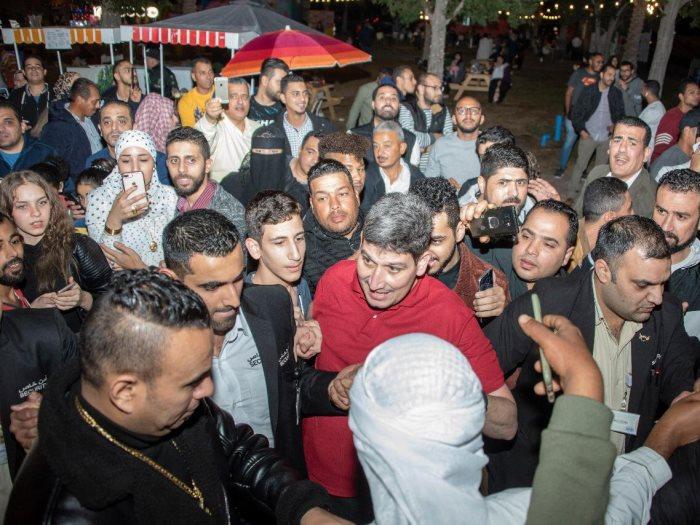 حفل محمود الليثى فى ابو ظبى