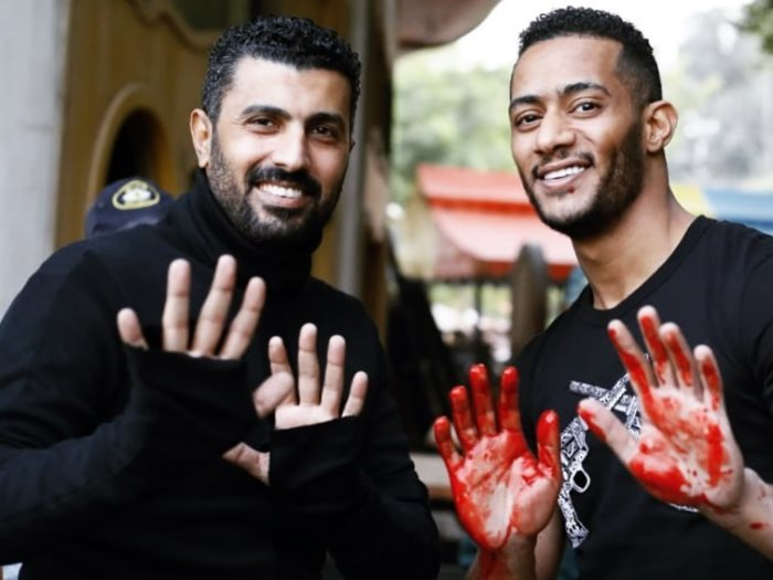 محمد سامى ومحمد رمضان