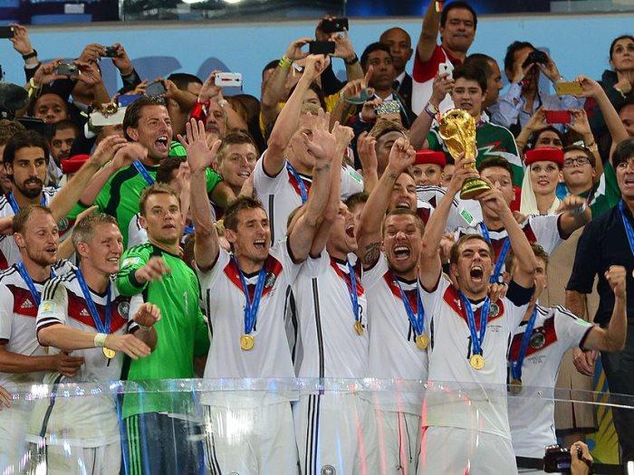 منتخب ألمانيا 2014