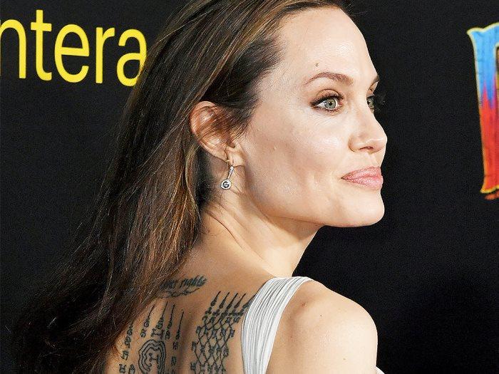 أنجلينا جولى