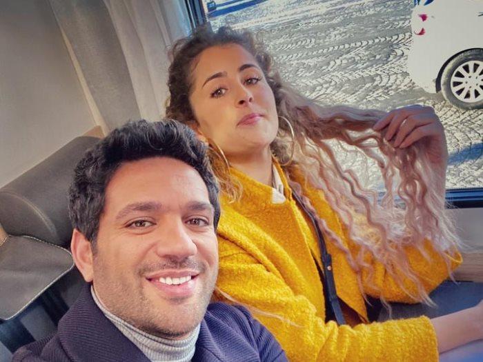 عائشة بن أحمد و حسن الرداد