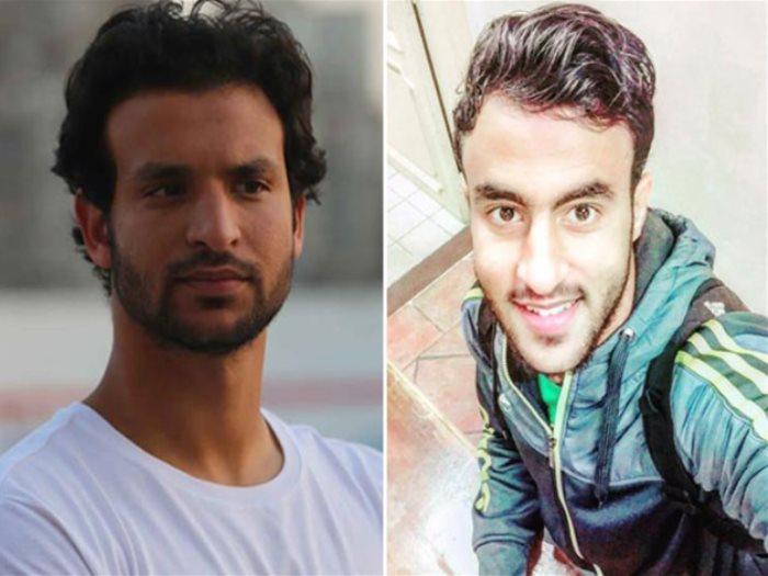 أحمد ومحمود علاء