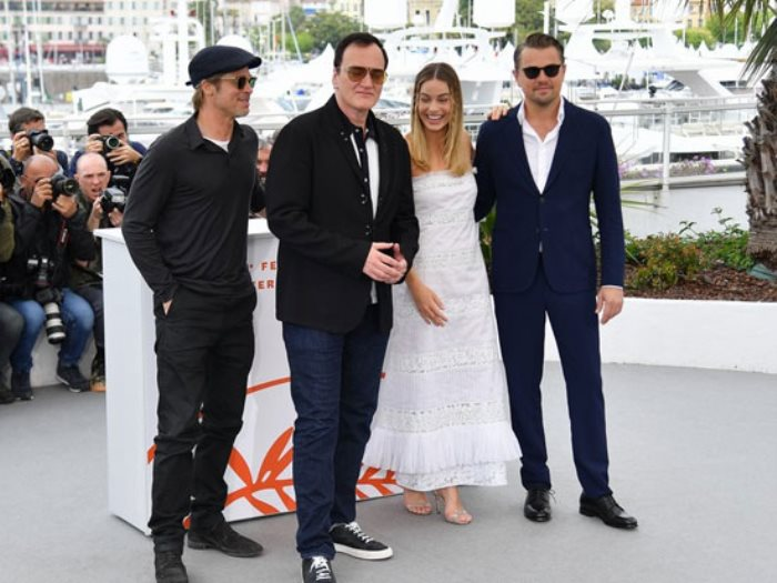 أبطال فيلم Once Upon A Time In Hollywood