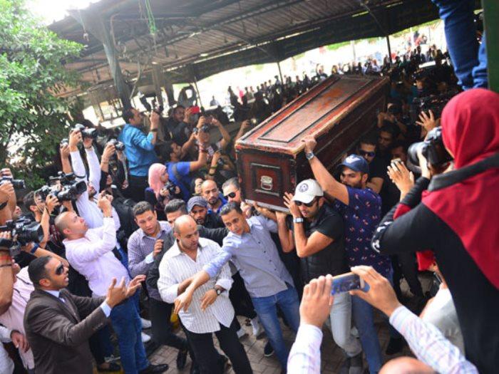 وفاة هيثم احمد زكي