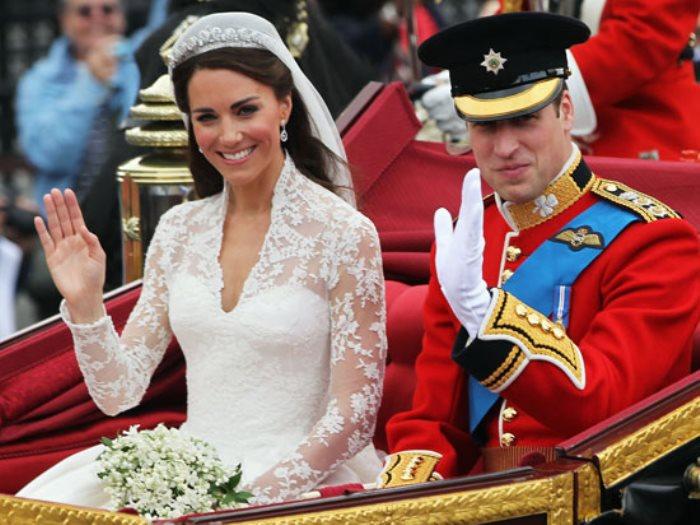 زفاف الامير ويليام و كيت ميدلتون
