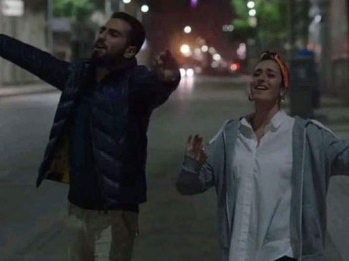 أمينة خليل و محمد الشرنوبى