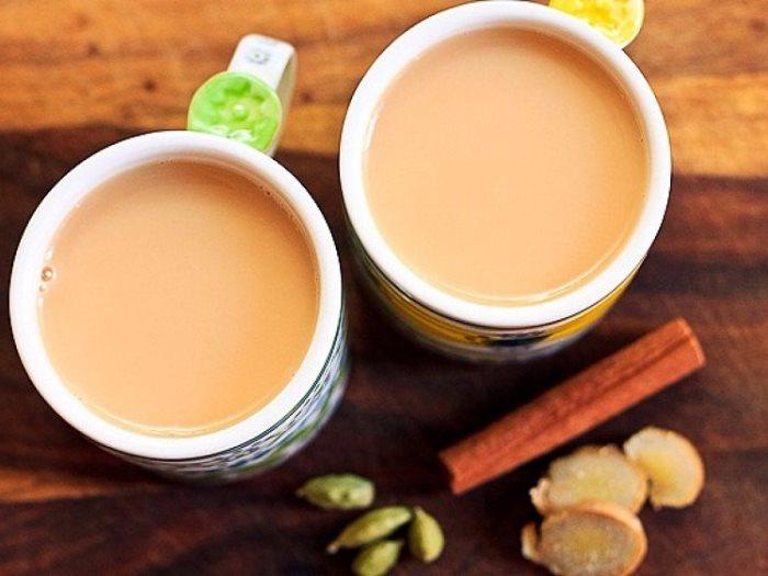 قوائد الشاي بلبن