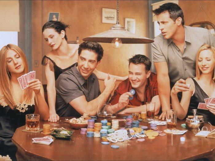 أشهر 10 ضيوف شرف فى مسلسل «Friends» - عين